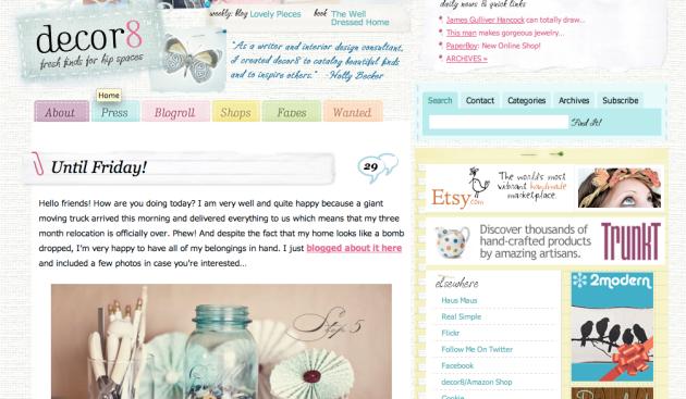 Decor8 Blog