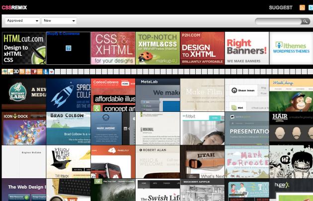 CSS Remix
