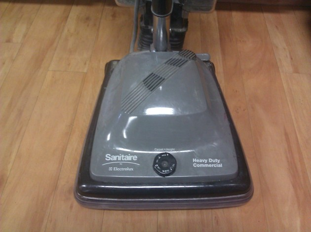 Front of Electrolux Commercial Vacuum